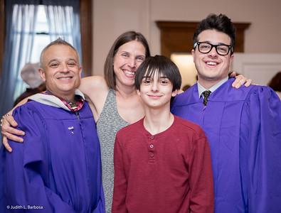 Louis Sansano Graduation - May 2016