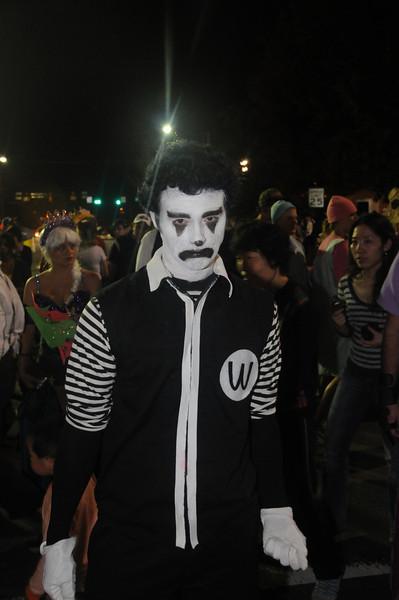2009 Halloween Chapel Hill