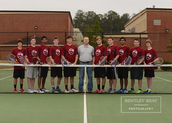 BHS Tennis 2014