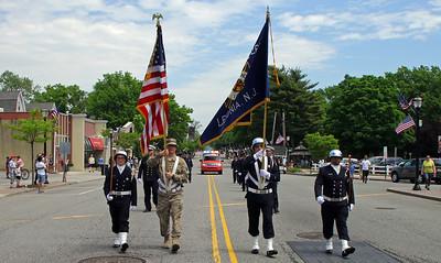 Leonia Memorial Day  Services & Parade 2015