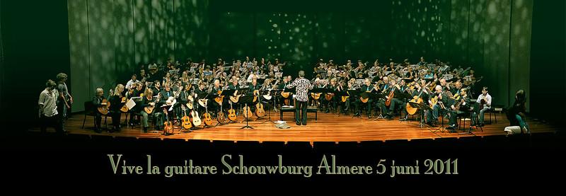 Vive la guitare Schouwburg Almere 5 juni 2011