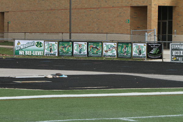 2010-2011 Spring Sports Banners