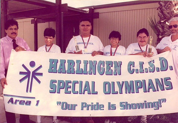May or June Special Olympics
