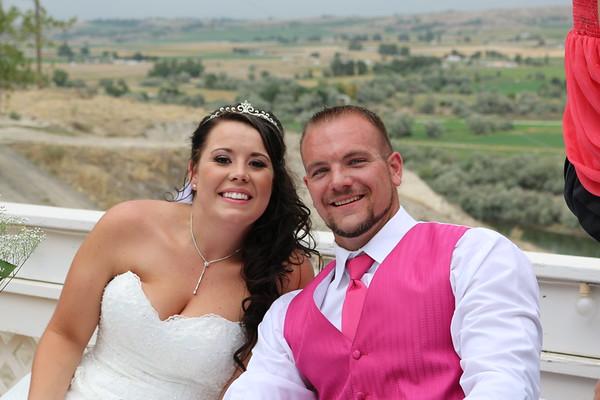 Butler Wedding - Fox Canyon Vineyards