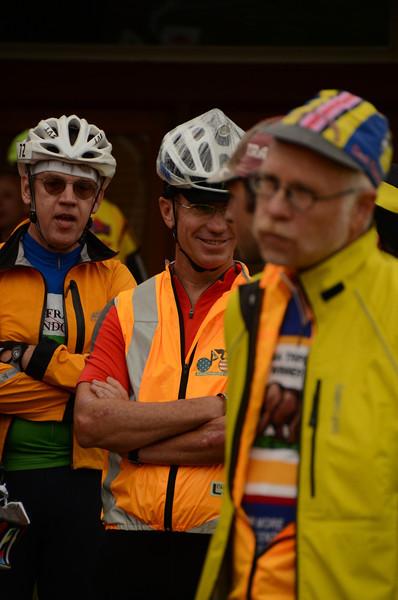 Todd Teachout, Greg Kline, Glenn Albrecht