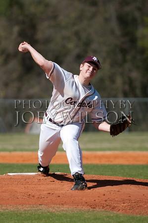 BC vs Camden - Baseball 3/11/2012
