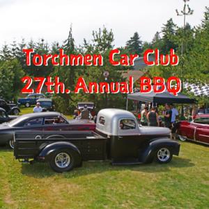 2017-Torchmen Car Club's 27th. Annual BBQ