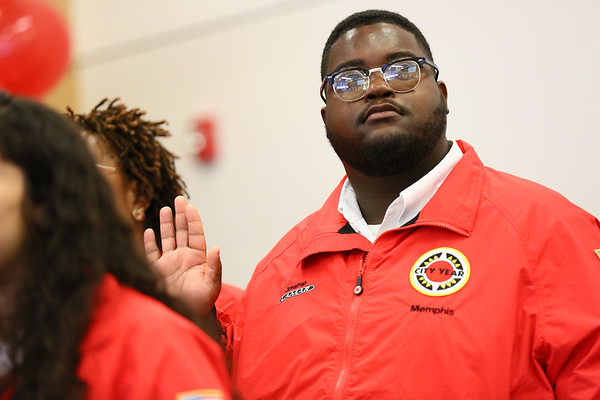 Opening Day 2017 - City Year Memphis