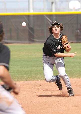 Baseball Verrado Varsity vs Fountain Hills/Chino Valley 4/2/2010