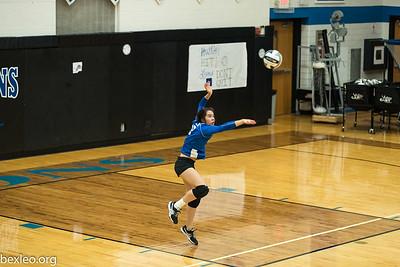 JV Volleyball vs Academy