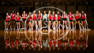 Antonian Volleyball 2014-15 Portrait and Team Shoot