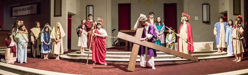 2016 Mar 25 Living Way of the Cross