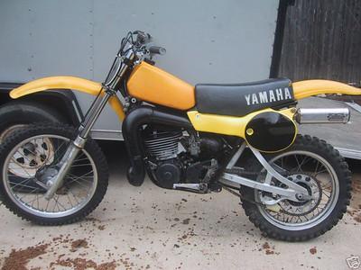 1979 YZ 400