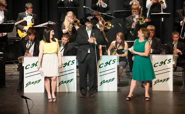 2013-04-25: Green Tie Gala