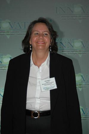 Women of Innovation 2012