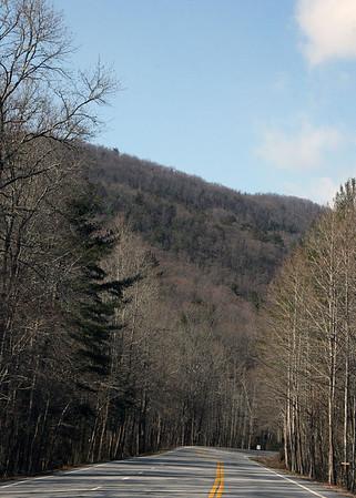 2/4/09 - Neel Gap - Blood Mountain - GA