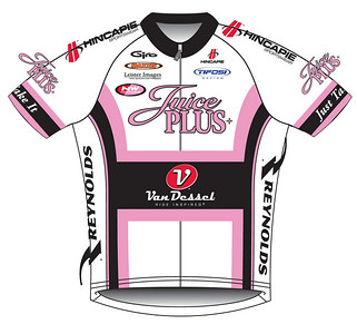 2008 Juice Plus+ Cycling Team