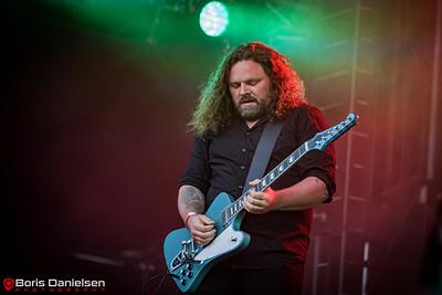 Skambankt @ Norway Rock Festival 2019.