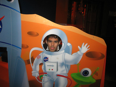 Physics Honor Society visits Chabot Space Center