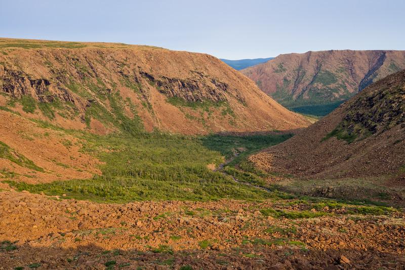 Grande Cuve - Mont Albert, Parc de la Gaspésie