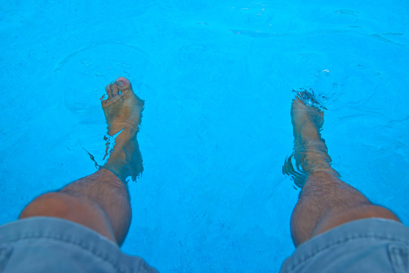 07/02/2012 - 88 degree pool