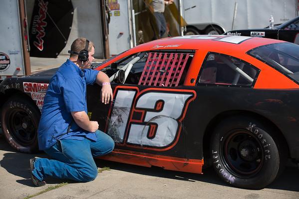 Thunderstruck 93 practice, Elko Speedway, September 26th, 2015