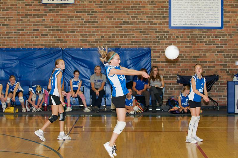 Hugo 5th Grade Volleyball  2010-10-02  70.jpg