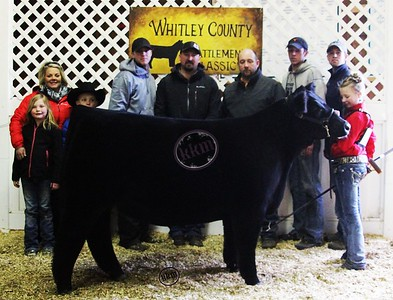 2015 Whitley Co Cattlemen's IJBCA