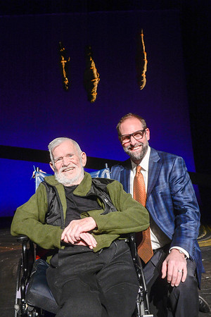Dr Gross & Mark Ferguson