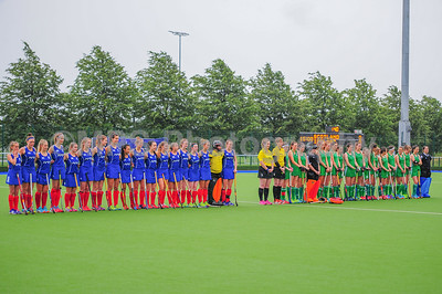 Scotland U18 Ladies v Ireland U18 Ladies
