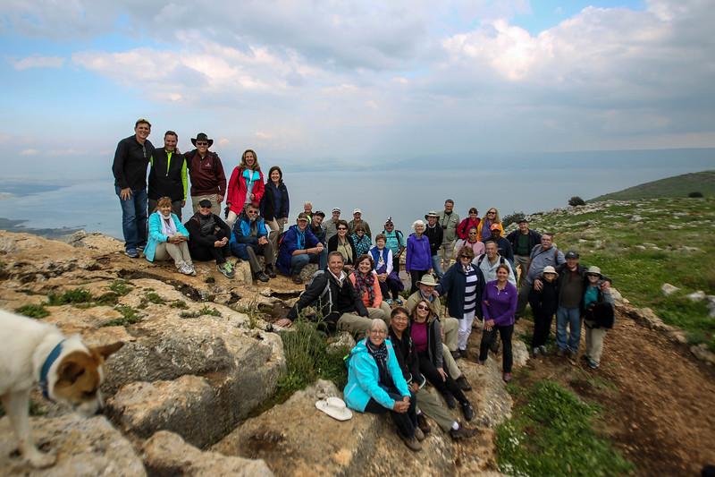 Israel Day 10 - Lake Galilee