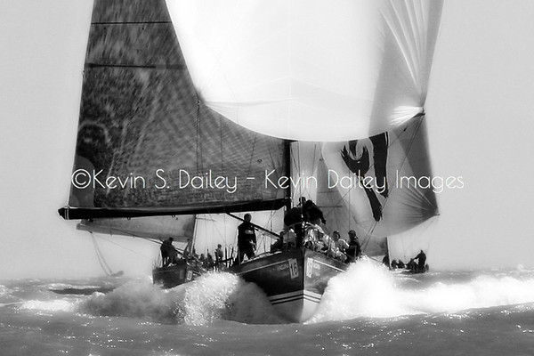Mostly B&W Sailing Images