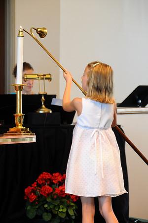 July 31, 2011 Worship Service