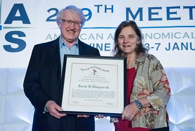 Berkeley Prize: Garth Illingworth