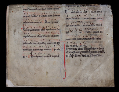 The Afterlife of Medieval Music Manuscripts