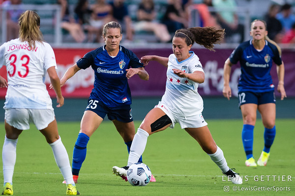 NC Courage vs Chicago Red Stars 8-15-2021