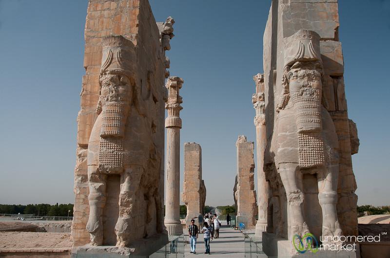 Gate of All Nations - Persepolis, Iran