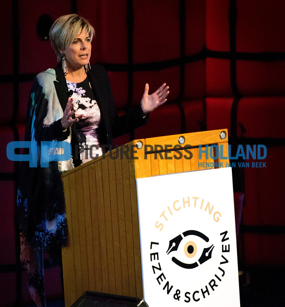 Princess Laurentien resigning as chairman of her foundation Lezen en Schrijven (Reading & Writing)
