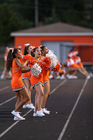 Cheer Frosh South County 9/15/15