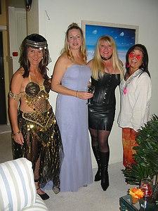 Denise's Halloween Party