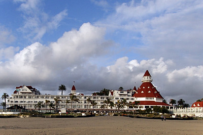 Coronado Island, California : 12-14 April 2012