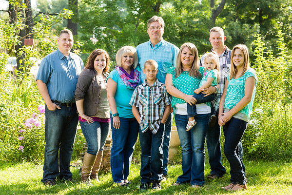 The J & M Families | Aug 2013 | Kansas | Chris