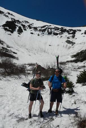 TJ's Tuckerman Ski Trip