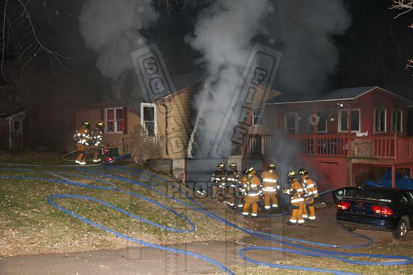 Vernon, CT 2nd alarm 12/3/17