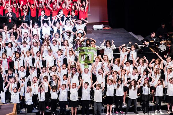 ADMF Choral Segment - Spring 2012