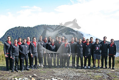9/24/2019 - Canada Team Photo - Grouse Mountain, North Vancouver, BC, Canada