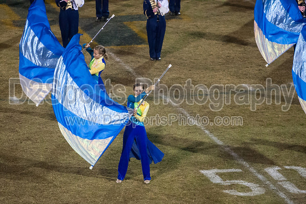 Mt Tabor Marching Band 11/1/2013