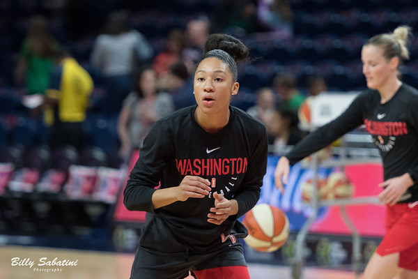 Mystics vs. Dallas Wings - September 6, 2019