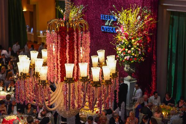 Opera Ball 2014 - Fleurs de l'Opera
