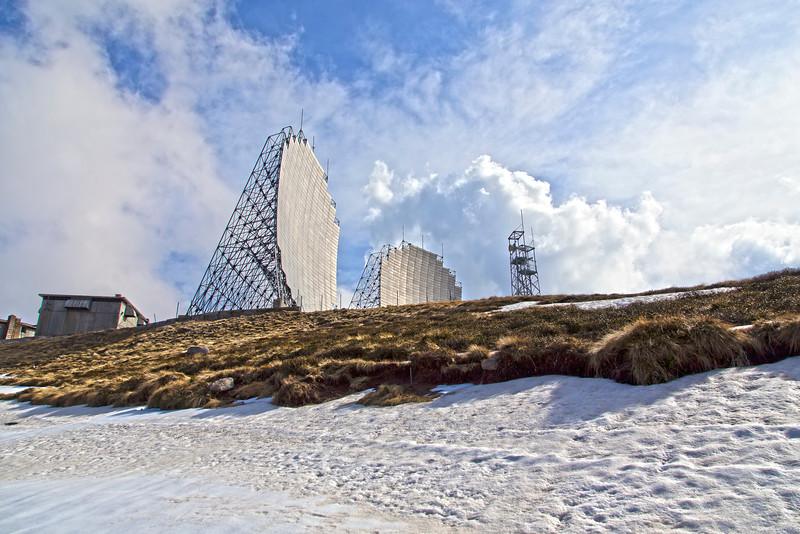 Base Troposcatter NATO Dosso dei Galli
